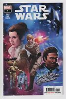 STAR WARS #1 MARVEL comics NM 2020 Charles Soule Jesus Saiz