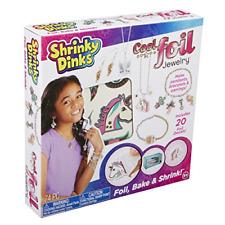 Shrinky Dinks Cool Foil Jewelry, Silver 580104-1