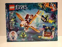 NEW LEGO ELVES EMILY JONES & THE EAGLE GETAWAY SET 41190 - RETIRED HTF