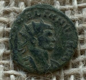 Late AE Roman Coin UNRESEARCHED    L98