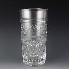 "Waterford Crystal JAIPUR Highball Tumbler 5 1/2"" Michael Aram HiBall Glass"