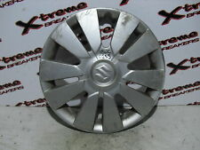 "SUZUKI ALTO 2009-2015 14"" WHEEL TRIM HUB CAP - SINGLE 43250M68K20 - XBWC0155"