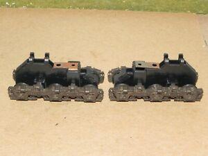 Athearn HO Parts 1 Pair SD9 Dummy Locomotive Trucks #3