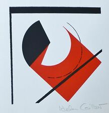 Prof. HELEN GILBERT LICOMOS HAND SIGNED NUMBERED 1984 LITHOGRAPH American Artist