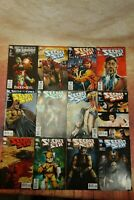 DC Comics Secret Six Lot 2008