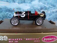 1/43 Brumm (Italy)  Bugatti Brescia 1921  #39