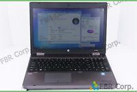 "EXC HP ProBook 6565b AMD Quad-Core A6-3410MX Radeon 4GB 500GB 15"" Win 7 Laptop"