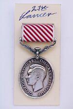 WW2 RAF GVI AIR FORCE MEDAL DECORATION AWARD FOR GALLANTRY BOXED AFM