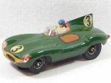 Strombecker Jaguar D-Type - vintage 1/32 Slotcar TOP! (F5590)