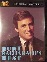 Burt Bacharach's Best (DVD, 2013) Original Masters