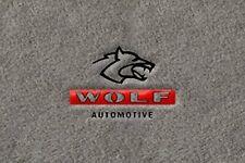 Wolf 17720147 DashMat Grey Dashboard Cover