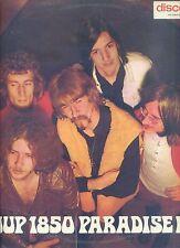 GROUP 1980 paradise now HOLLAND 1969 EX LP