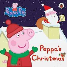 Peppa Pig: Peppa's Christmas by Penguin Books Ltd (Board book, 2015)
