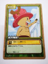 One Piece From TV animation bandai carddass carte card Made in Korea TD-W17