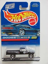 HOT WHEELS 1999  DODGE RAM 1500  #1045  BLACK MIB