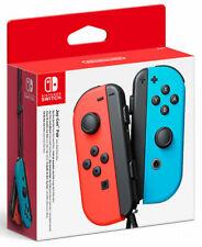 Nintendo Switch Joy-Con 2er-Set, Controller, Neon-Rot/Neon-Blau, Neu