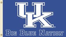 Kentucky Wildcats Flag with Grommets, 3' x 5' Big Blue Nation Man Cave Must