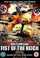 Max Schmeling - Fist Of The Reich (DVD, 2011) Brand New & Sealed