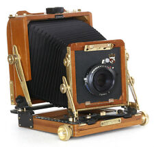 Zone VI / Wista 4x5 Wooden Field Camera with Rodenstock Geronar 150mm/6.3 Lens