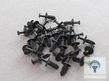 30x spreizniete clips para mercedes a b c e CLK g ml g GL s SL SLS SLK CL CLS