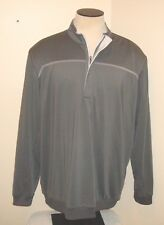 Ashworth Half Zip Pullover Lined Stretch Men's 2Xl (Laurel Springs Gc Logo)