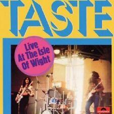 TASTE - LIVE AT THE ISLE OF WIGHT  CD  6 TRACKS BLUES ROCK CONCERT  NEU