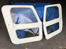 Jeep Cj7 white whitco full soft doors AMC FREE SHIPPING factory OE