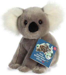 AURORA Lewis the Koala Bear 10In  Soft Toy