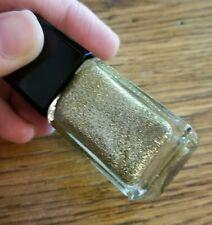NEW! ILLAMASQUA Nail Polish Lacquer SPARTAN  ~ Gold Glitter