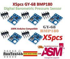 5pcs GY-68 BMP180 Replace BMP085 Digital Barometric Pressure Sensor for Arduino