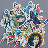 20Pcs Wonder Woman Stickers Superhero Superwoman Vinyl Decals Sticker Bomb Pack