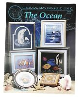 Cross My Heart The Ocean Cross Stitch Pattern Booklet 9 Patterns