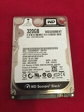 Western Digital 320 GB HDD 7200 RPM with OS X 10.10 for MacBook Pro