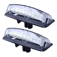 Kennzeichenbeleuchtung LED passend für Toyota Camry Prius Lexus Mitsubishi