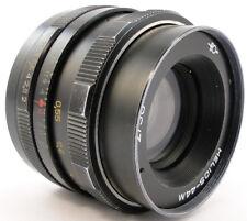 ⭐SERVICED⭐ HELIOS 44m 2/58 Lens Micro M 4/3 MFT Mount Olympus PEN OM-D Panasonic