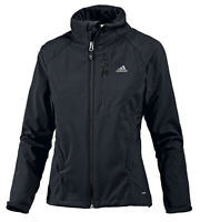 Softshelljacke Damenjacke adidas® W HT SOSH J, Damen, Softshell, schwarz
