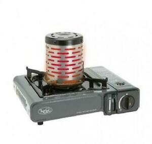 Camping Heater Attachment For Portable Gas Stove 2KW Fits Bright Spark Etc...