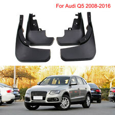 New Set Splash Guards Mud Guards Mud Flaps 8R0075101A/111A For Audi Q5 2008-2016