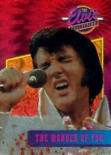 Series 3 DUFEX FOIL Chase Card Elvis Collection River Group 4 THE WONDER OF YOU