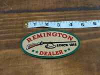 Remington Dealer Firearms Patch rifles  NEW
