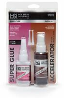 Bob Smith Industries BSI-157H Maxi Cure/Insta-Set Combo Pack, 1,500 cps, 3 oz.