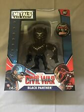 Metals Marvel 4 inch Movie Figure - Black Panther (M47)