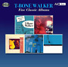 T Bone Walker-Five Classic Albums (UK IMPORT) CD NEW