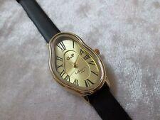 Salvador Dali Schmelzen Uhr Time Warp Fluid wellig Watch Softwatch Soft Girl Watch