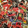 Supreme Stickers - Matte Supreme Box Logo - Pop Culture Stickers Skate Stickers
