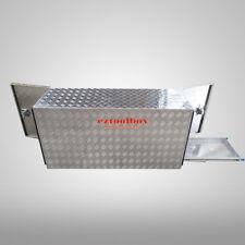 Aluminium ToolBox 1450Lx500Wx700Hmm 2 Door Trailer Camper Caravan Toolbox