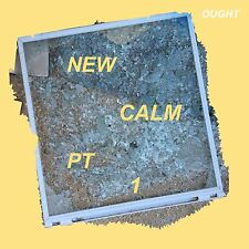 "Ought New Calm Pt 1 7"" Vinyl Flexi Disc Record non lp song! montreal indie! NEW!"