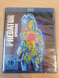 Predator - Upgrade (2018) Blu-ray NEU OVP