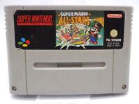 SNES Spiel - Super Mario Allstars (Modul) (PAL) 11090410+  Super Nintendo