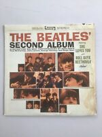 THE BEATLES Second Album - I Call YOUR Name 1964 CAPITOL ST-2080 VG+ Vinyl RIAA6